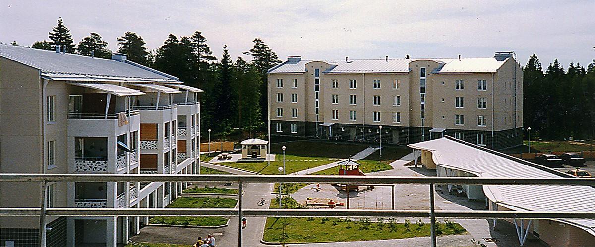 Lappeenranta pihapiiri