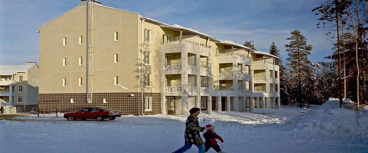 Lappeenranta talot