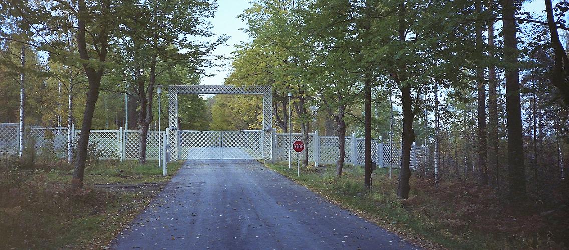 Saimaanhovi, portti