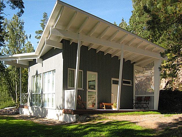 Sauna Lohjansaareen