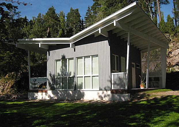 Sauna Lohjansaareen 2