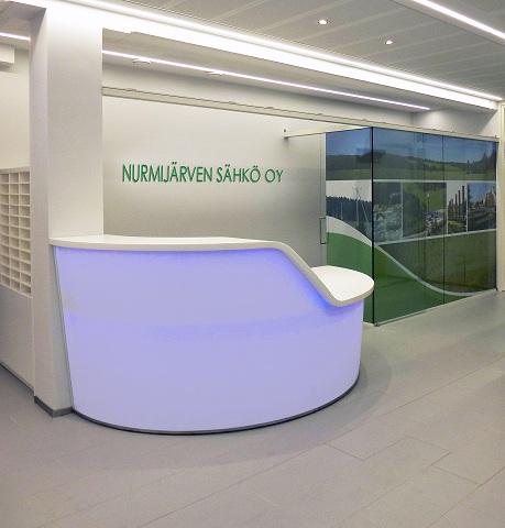 Nurmijärven sähkö, 1k-aula