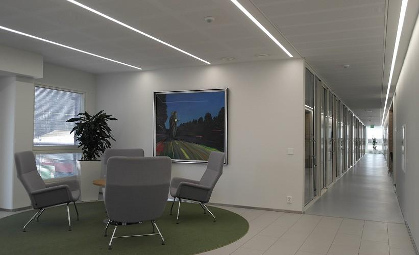 Nurmijärven sähkö, 2k-aula