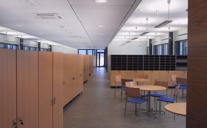 Metso Paper Palakonttori, kalustettu toimisto 2