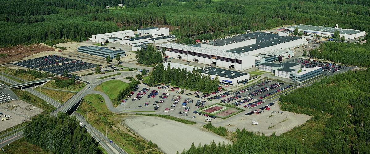 Metso Paper - Valmet Oy Järvenpää